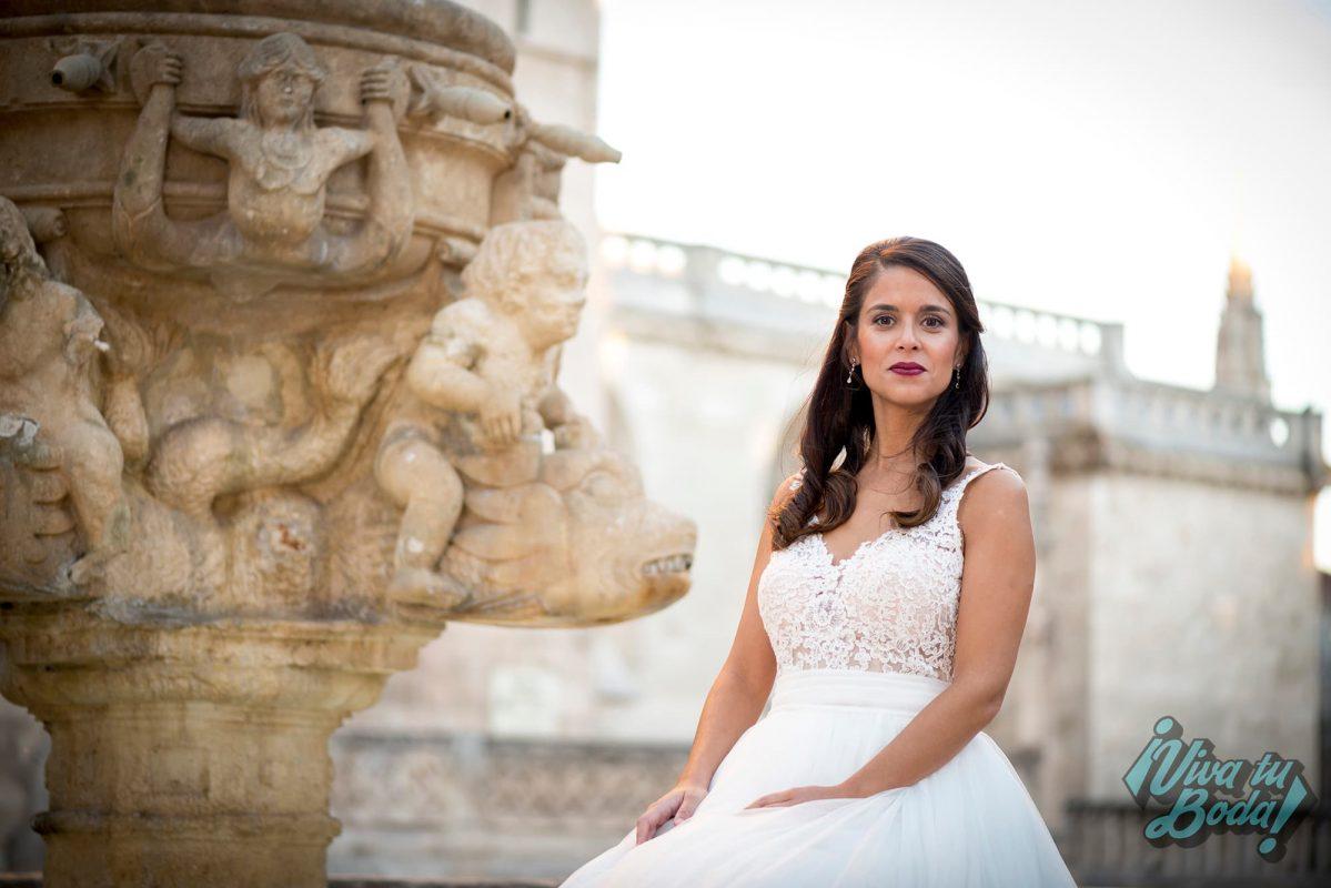 Fotos de boda y postboda urbanos en Burgos y La Rioja