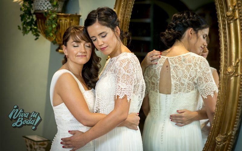 Nuria y Laura